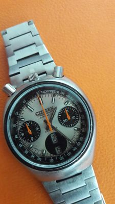 Citizen bulhend chronograph ,panda,flyback  ,sport ,( excellent),  Full original