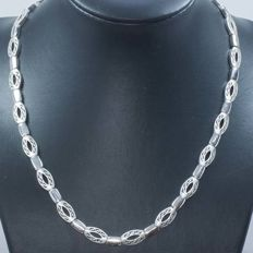 Necklace in 925 silver – 44 cm