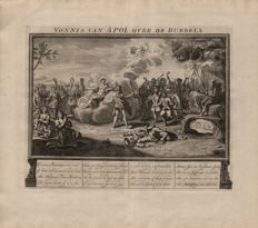 Anonymous - Ruined investors during the South Sea Bubble - Broadside  - 1720
