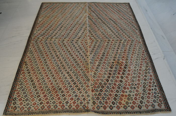 Verneh flatweave, antique, 60 x 140 cm
