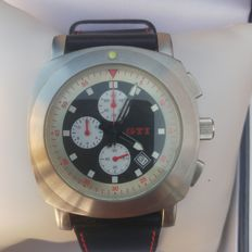 VW Golf GTI Chronograph Men's wristwatch 1990s