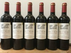 2014 Chateau Roc Saint Michel, Saint-Emilion Grand Cru ( Gold Medal ) - Total 6 Bottles