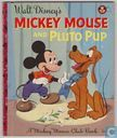 Walt Disney - Mickey Mouse and Pluto Pup