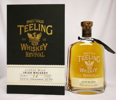 Teeling 14 years old Single Malt Irish Whiskey 46% abv. (Pineau des Charentes barrels)