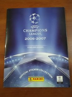 Panini - UEFA Champion League 2006/2007 - Full album
