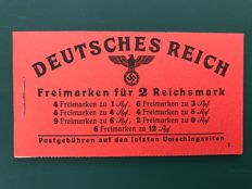 German Reich 1941 - stamp booklet 49.3