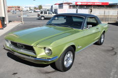 Ford - Mustang Hardtop Cupé V8 - 1968