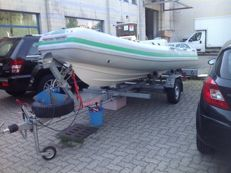 Mondial Marine 440 Gonflable