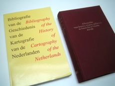Reference work; lot with 2 reference works by Peter van der Krogt - 1985/1993