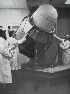 NASA's Biosatellite-2: photos and info (1967)