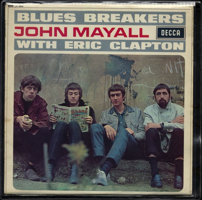 Blues Breakers With John Mayall and Eric Clapton