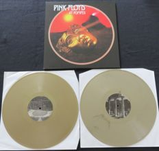 Pink Floyd - Pompeii * Very limited (500 copies), numbered 2LP on GOLD coloured vinyl *
