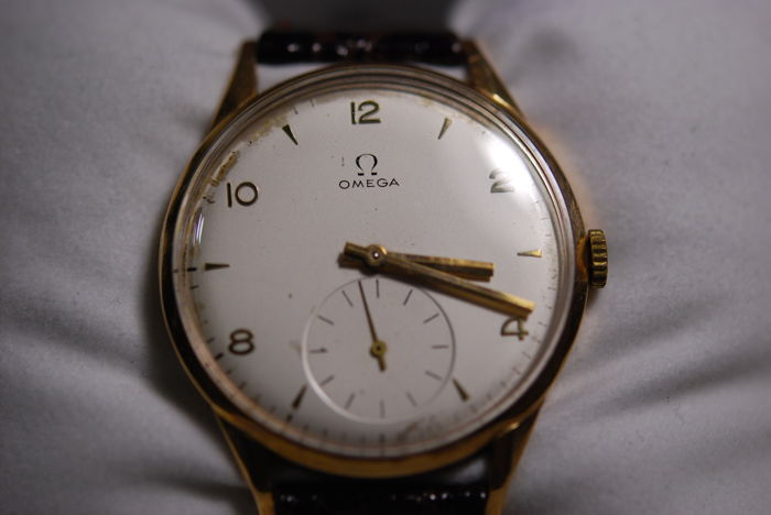 Omega 265 Oversize – men's watch