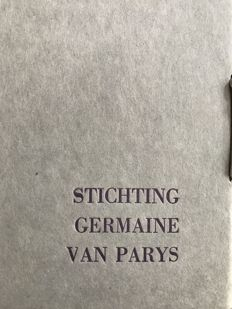 Germaine van Parys (1893-1983) - edition from 'stichting Germaine van Paris'