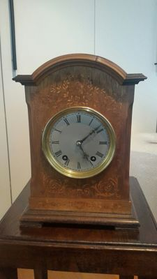 Lenzkirch table clock – 1875/1880
