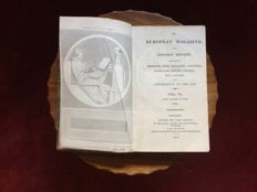 James Asperne - The European Magazine and London Review - 1812