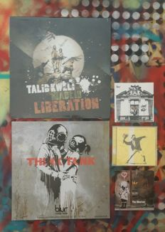 Banksy - Vinyl, CD & Store Display