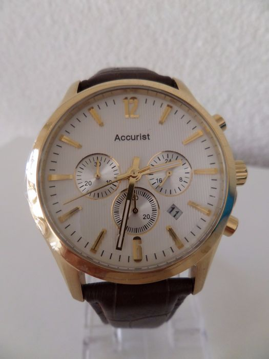 Accurist London SR621SW – Men's wristwatch – 2017 – New