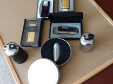 Lot of new gas lighters.