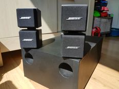 BOSE AM 5 - 90's - icon- Big SOUND-100WATT BOSE POWER