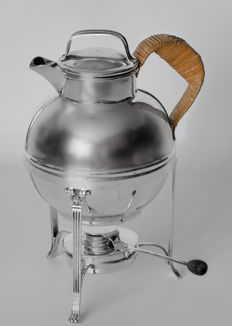French Samovar signed by Cartier 1930/1950