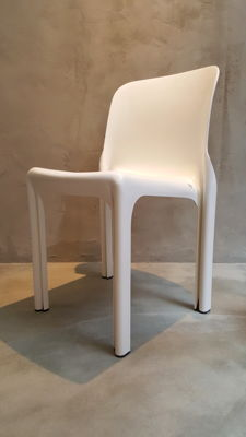 Vico Magistretti for Artemide, Selene chair