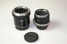 Bellows-Nikkor 1:4 f=13.5cm + BRI