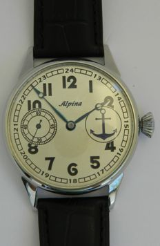 Alpina marriage watch