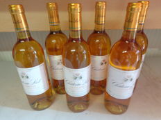2002 Sauternes Chateau Liot J. David - 6 bottles