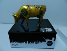 Cowparade - Klimt Cow - artist: Annabel Church Smith