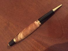 Nevada wood pen + two propelling pencils with 0.7 mm lead
