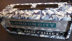 London City Bulldog, 100W Tube top in Grey Camo