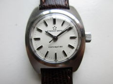 Eterna-matic Concept 80 – automatic, steel women's wristwatch – 1970s