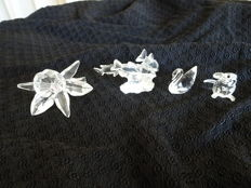 Swarovski - Orchid - Tropical Fish - Swan - Field Mouse.