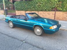 Ford - Cabriolet Mustang LX  - 1993