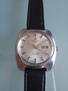 TISSOT ACTUALIS AUTOLUB – men's watch from the 1970s