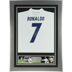 Cristiano Ronaldo Signed Real Madrid 2016/2017 Home Shirt - Number 7