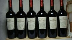 1998 Chateau Bellerose Figeac, Saint-Emilion Grand Cru, France - 6 Bottles 0.75L