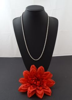 Silver 925 kt necklace - 90 cm