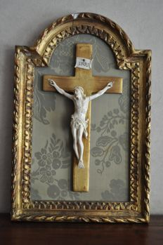 Christ made of Dieppe ivory - France - 19th century