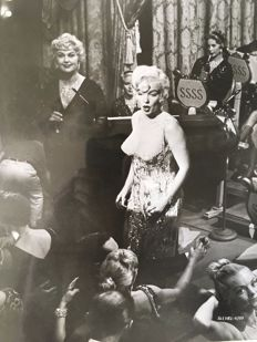 Unknown/United Artists Corporation - Marylin Monroe - 'Some like it hot' - 1959