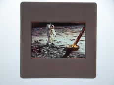 Apollo maanlanding: 24 dia's (24x36 mm)