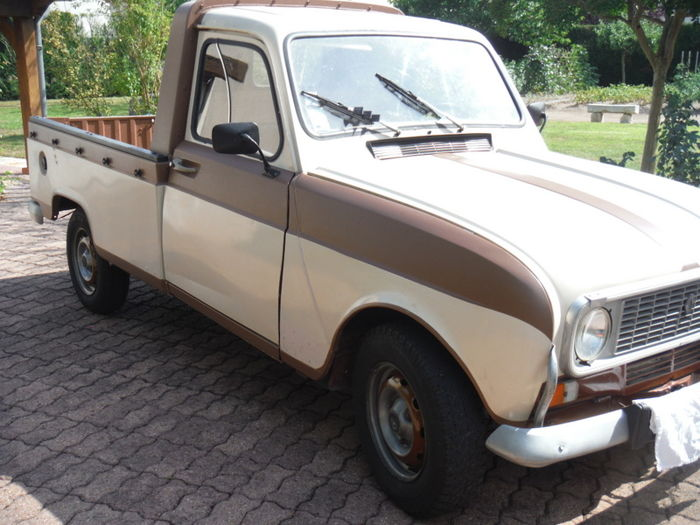 renault 4l pick up teilhol 1983 catawiki. Black Bedroom Furniture Sets. Home Design Ideas
