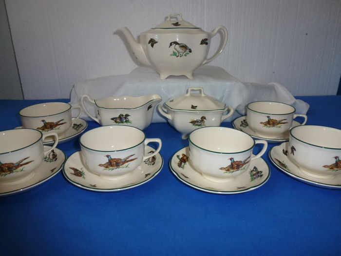 Johnson Brothers Servies.Johnson Brothers England Porcelain Tableware 15 Piece