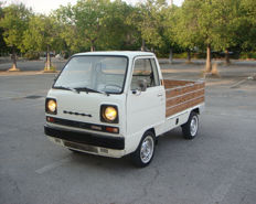 HONDA - Acty Pick-up - 1981