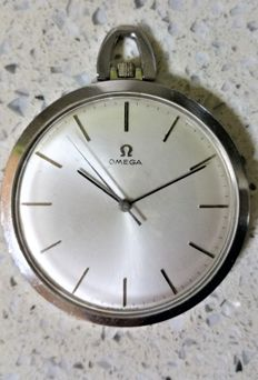 Omega Watch Co - pocket watch circa 1965.