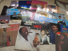 Funk/Soul - Various Artists - lot of 14 LP's & 8 MAXI's from the seventies, eighties