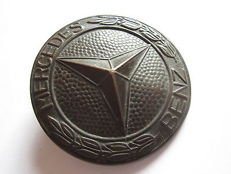 Mercedes-Benz star emblem - approx. 66 mm with 2 threads - approx 1920