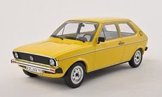 Bos Models - Scale 1/18 - Volkswagen Polo I L type 86 - Yellow