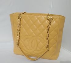 Chanel - Petite Shopping Tote Bag